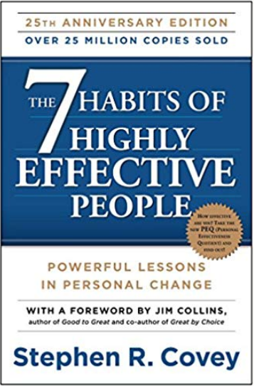 The 7 Habits of Highly Effective People Book By Stephen Covey