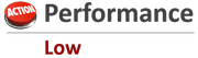Performance - Low